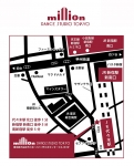 million DANCE STUDIO TOKYO